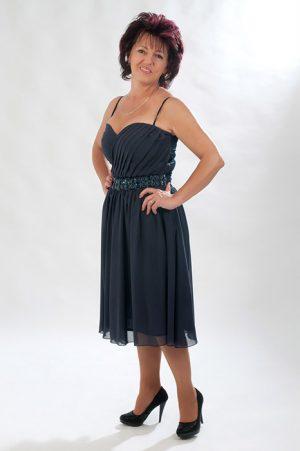 Szivárvány színű 2 részes alkalmi ruha 76a8dade81